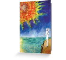 The sun fisheries Greeting Card