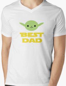Best Dad Mens V-Neck T-Shirt