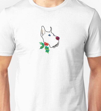 Holly dog Unisex T-Shirt