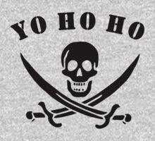 Yo Ho Ho One Piece - Long Sleeve