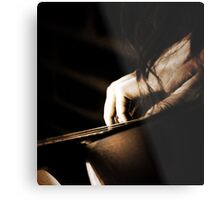 Sound Language Metal Print