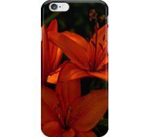 Lillies iPhone Case iPhone Case/Skin