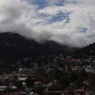 Light On The Mountains - Luz En Las Montañas by Bernhard Matejka