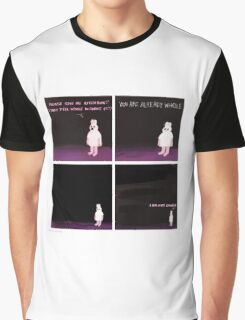 i am not enough Graphic T-Shirt