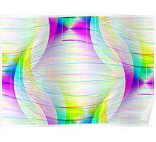 Rainbow of Life Poster