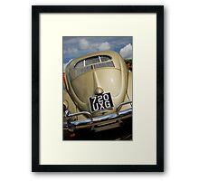 VW 9732 Framed Print