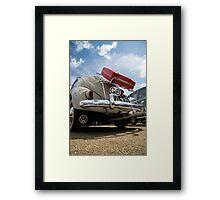 VW 9736 Framed Print