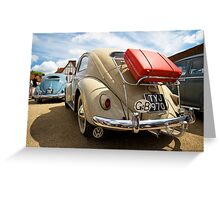 VW 9737 Greeting Card