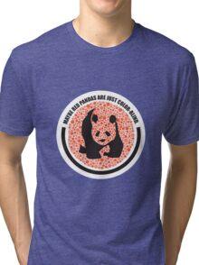 Red Pandas Tri-blend T-Shirt