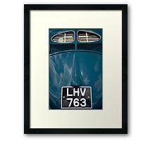VW 9749 Framed Print