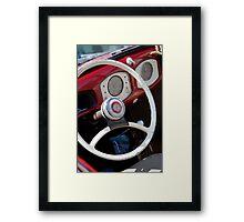 VW 9751 Framed Print