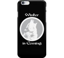 House Stark - Ghost iPhone Case/Skin