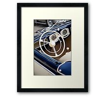 VW 9772 Framed Print