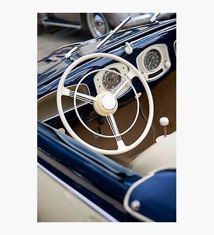 VW 9772 Photographic Print