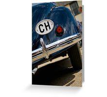 VW 9776 Greeting Card