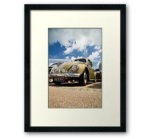VW 9779 Framed Print
