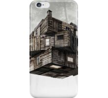 The Cabin in the Woods iPhone Case/Skin