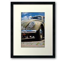 VW 9781 Framed Print