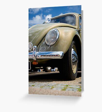 VW 9781 Greeting Card