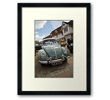 VW 9786 Framed Print