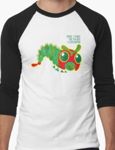 THE VERY HUNGRY CATERPIE Men's Baseball ¾ T-Shirt