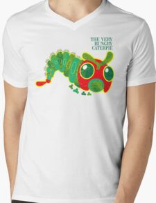 THE VERY HUNGRY CATERPIE Mens V-Neck T-Shirt