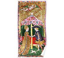 Medieval Love Poster
