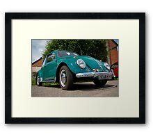 VW 9802 Framed Print