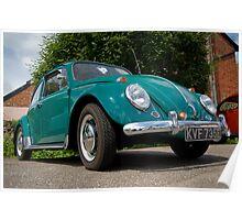VW 9802 Poster
