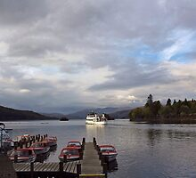 Bowness-on-Windermere by Astrid Ewing Photography
