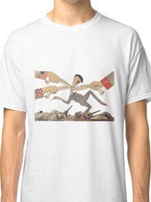 Hitler Soviet propaganda Classic T-Shirt