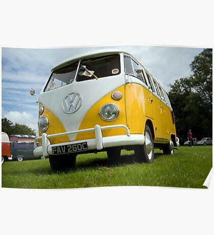 VW 9836 Poster