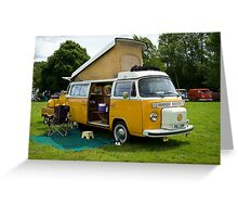 VW 9842 Greeting Card