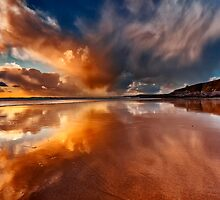 Cornish Reflection by Andy Fox