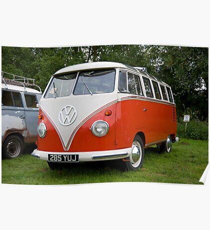 VW 9847 Poster