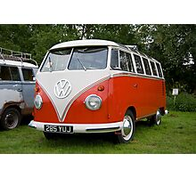 VW 9847 Photographic Print