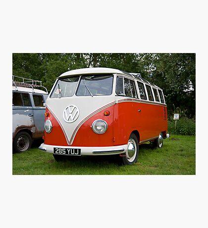 VW 9847 Photographic Print