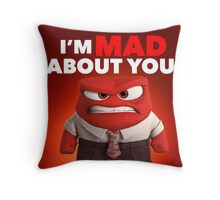 INSIDE OUT - ANGER 02 Throw Pillow