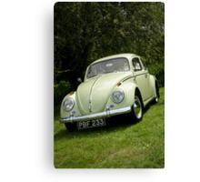VW 9851 Canvas Print