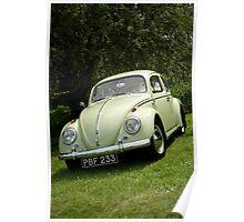 VW 9851 Poster