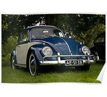 VW 9863 Poster