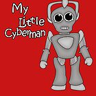 My Little Cyberman by nimbusnought
