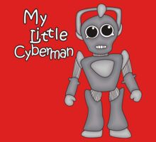 My Little Cyberman Kids Clothes