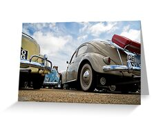 VW 9741 Greeting Card