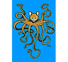 OctoKitty / Cathulhu Photographic Print
