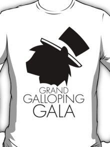 grand Galloping Gala Simple T-Shirt