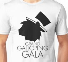 grand Galloping Gala Simple Unisex T-Shirt