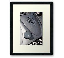 VW 9731 Framed Print