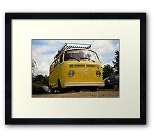 VW 9811 Framed Print