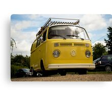 VW 9811 Canvas Print
